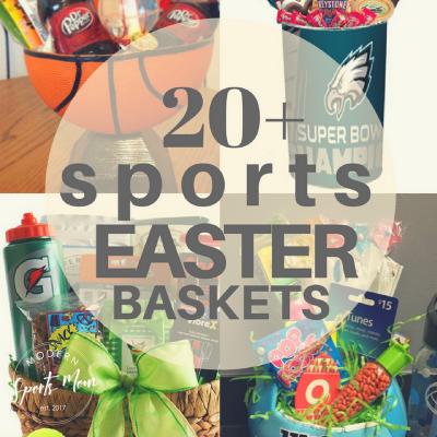 21+ Sports Easter Basket Ideas