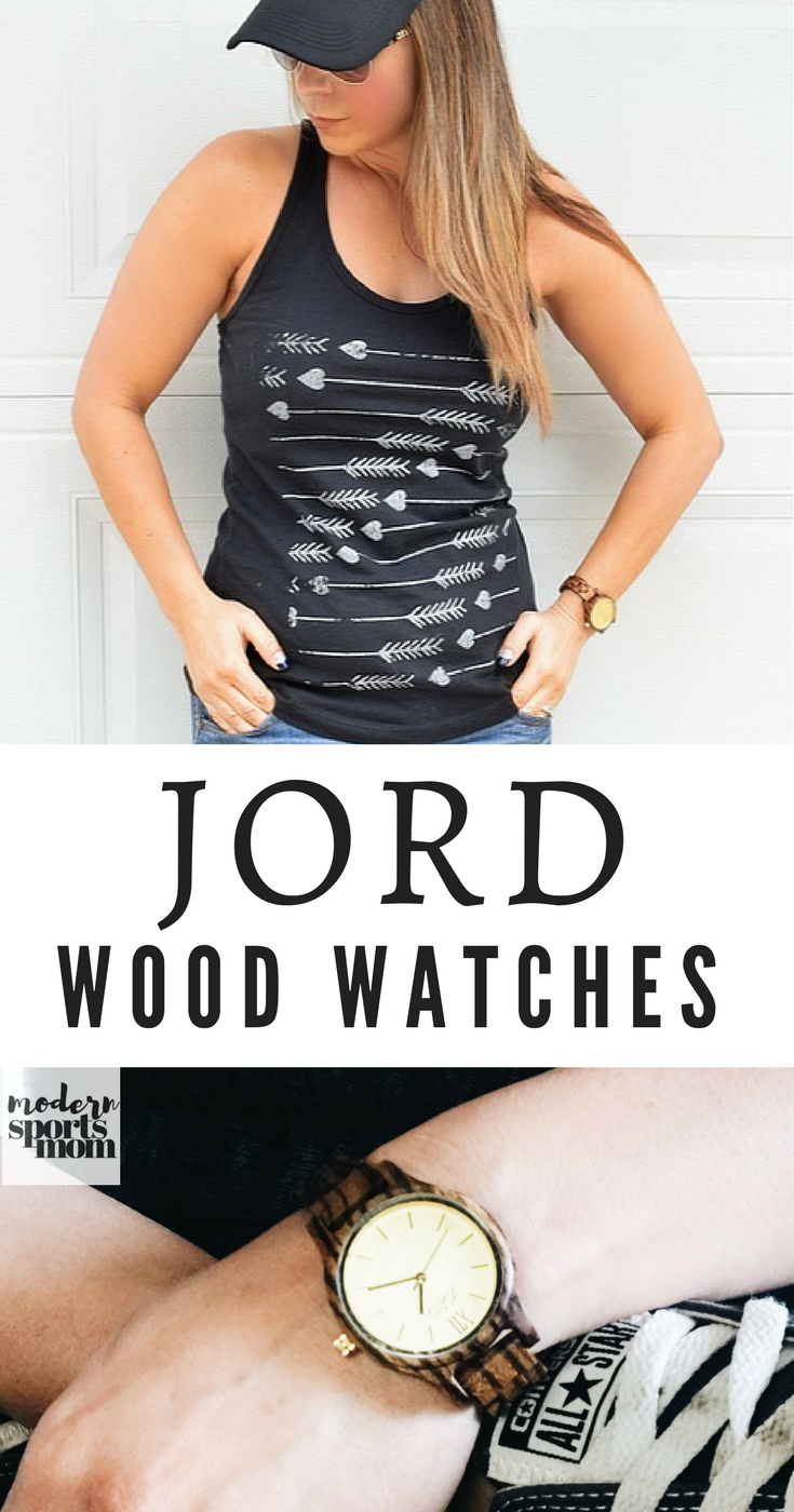 JORD Wood Watches are the perfect accessory for a unique and cool look! Enter the $100 JORD GIVEAWAY!
