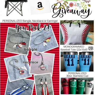 Sports Mom Spring Giveaway