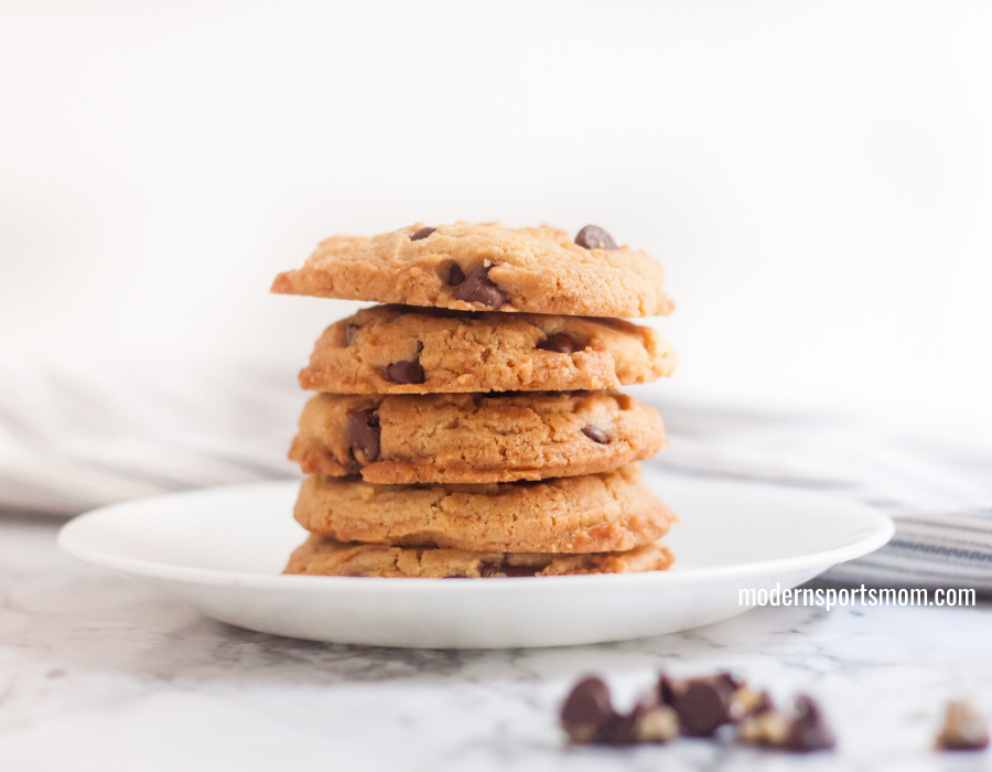 chocolate chip cookie recipe with collagen