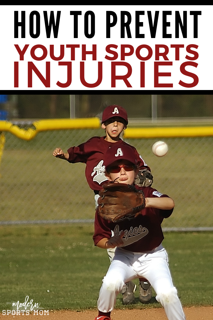 Injuries in youth sports happen, but as parents there are some proactive thinking avoid some more common mishaps. These tips are great for parents of athletes to remember, to keep their kids healthy and their sports fun.