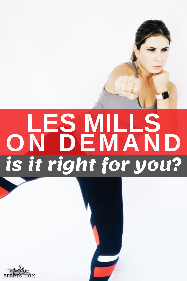 Les Mills - at home workout