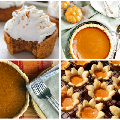 13 Amazing Pumpkin Pie Recipes