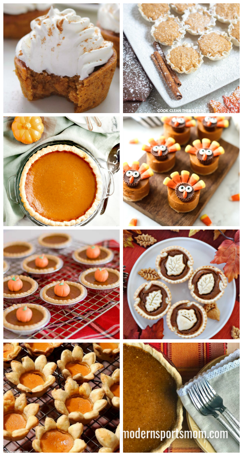 Pumpkin Pie Recipes - homemade
