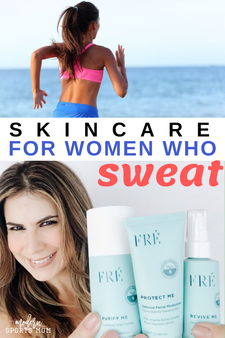Skincare for Women Who Workout