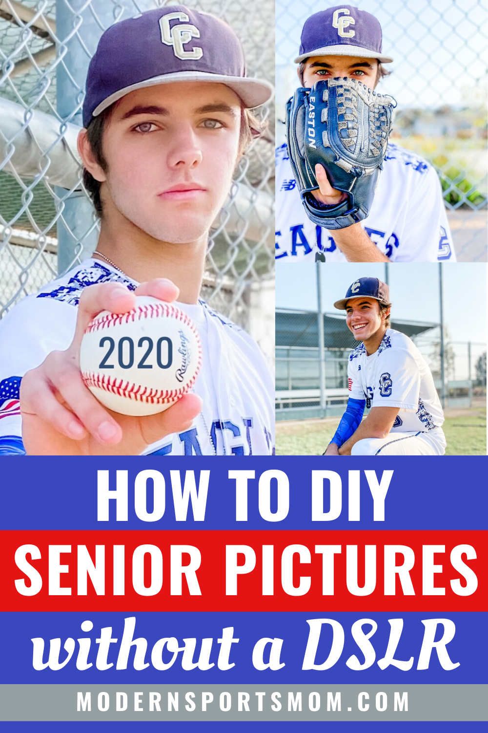 How to take your own Senior Pictures