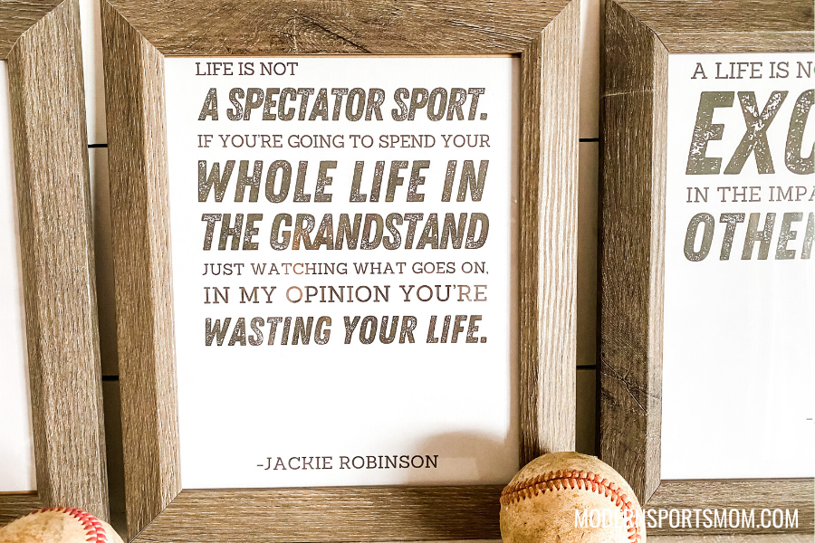 Celebrating Jackie Robinson Day - Quotes