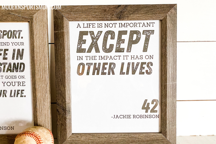 Jackie Robinson Day Quotes Printables