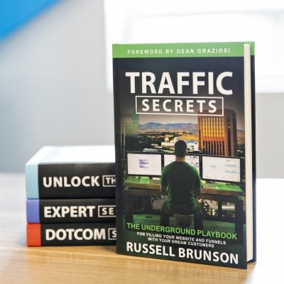 Traffic Secrets by Russell Brunson Book Review
